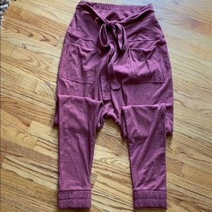 Free People Uptown Harem Pant Size Small